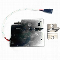 Solenoid Electromagnetic lock latch Control Cabinet Drawer Lock