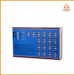 2-10 Zones Fire Alarm Control Panel YA-CCP100-10