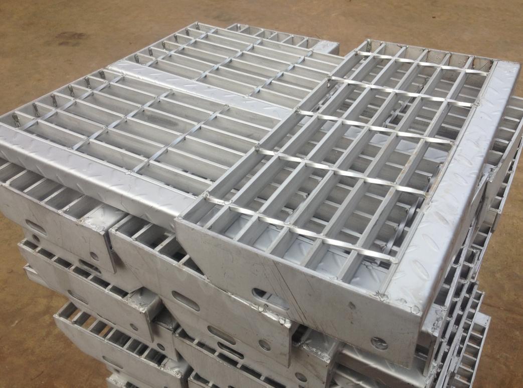 淮北热镀锌钢格板 钢格栅 2
