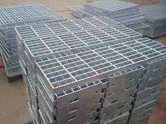 淮南热镀锌钢格板 钢格栅