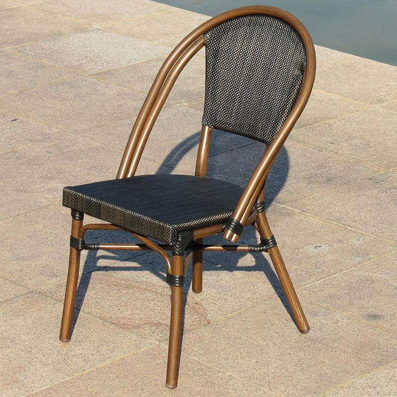 五件套組合戶外藤編桌椅 3