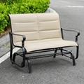 網布沙發椅鋁茶几套裝 2