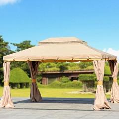 户外遮阳棚庭院花园罗马帐篷