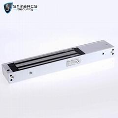 380kg Electromagnetic Lock Frameless Glass Door