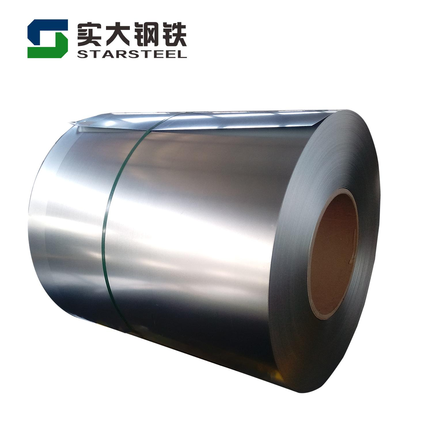 GI Steel Coil for Construction Building Material 2
