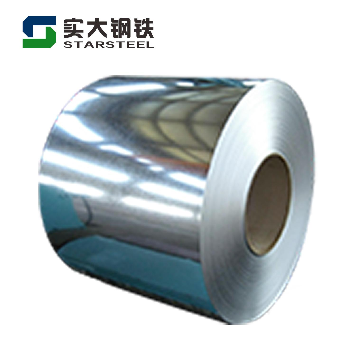 GI Steel Coil for Construction Building Material 5