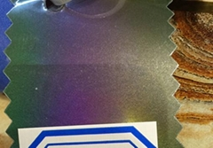 TPU反光刻字膜印刷