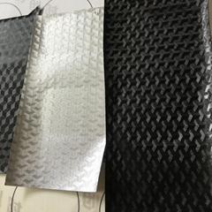 TPU蜂窩紋無縫裝飾膜