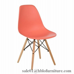 plastic frame dining chair
