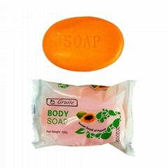 Factory Cheap Whitening Soaps Body Wash Bath Toilet Soap