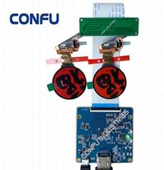 The HDMI MIPI DSI LVDS RGB TTL VGA eDP DP Type-C V-by-one board