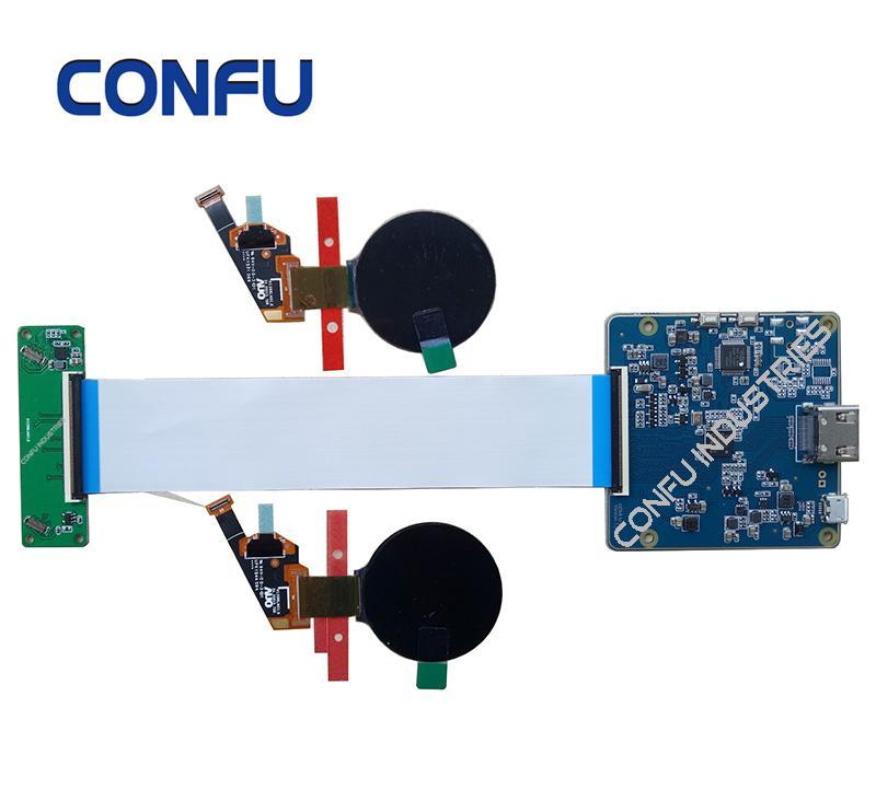 Confu Hdmi to Mipi DSI driver board AUO AMOLED 1 39 inch 400