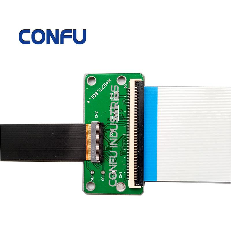 Confu Hdmi to Mipi DSI driver board for 5 inch 720*1280 amoled panel
