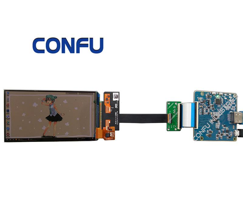 Confu Hdmi to Mipi DSI driver board for 5 inch 720*1280