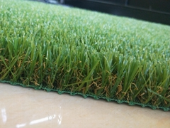 4 colors waterproof landscape garden artificial turf pieces carpet