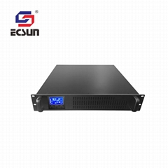 Rack Mounted 1kva 2kva 3kva Power Supply High Frequency online ups