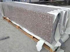 Bainbrook brown granite prefab countertop
