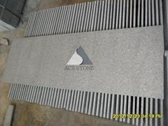 Padang grey basalt stone tile