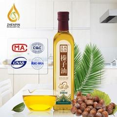 Cold Pressed Hazelnut Oil 250ml bottle