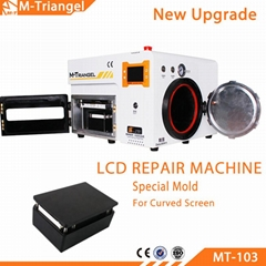 M-Triangel MT-103 Latest Upgrades LCD Repair Machine For Samsung S6 S7 S8 Edge P