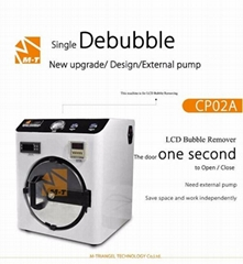 Single External Pump Vacuum Autoclave LCD OCA Air Bubble Remove Machine