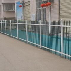 锌钢护栏工程围栏