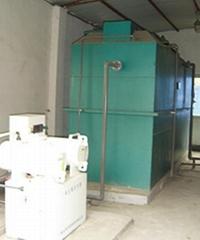 新型一體化生活污水處理設備