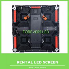 Full Color Indoor Led Screens P3.9 Rental Video Display Screen for Concerts