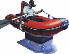 VR皮艇模拟器