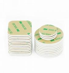 The   transparent die - cut vhb foam waterproof double - sided vhb tape