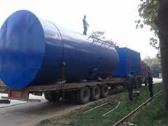 山東省屠宰場一體化污水處理設備