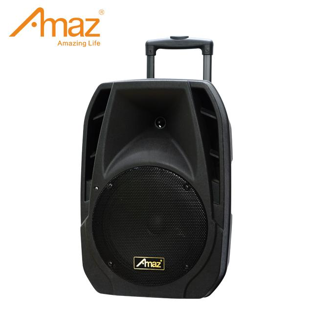 12 inch multifunctional PA Active Speaker System with FM function 2