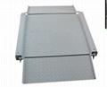 Double Deck Ultra Low Platform Floor