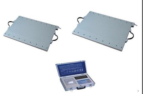Wheel Electronic Mobile Portable Axle Scales  1