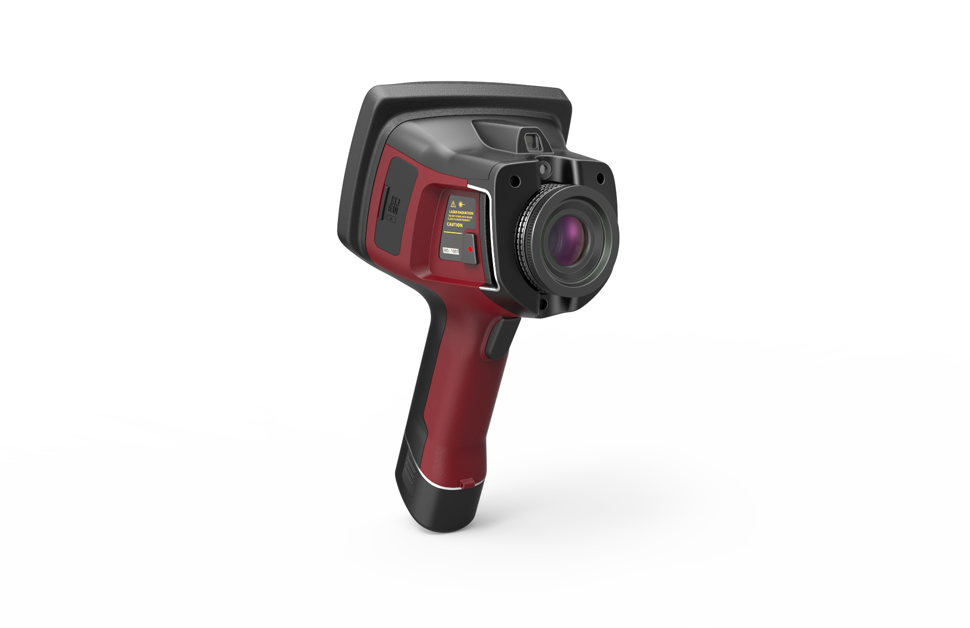 Power industry electric power tools infrared Temperature measurement camera 1