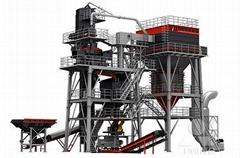 VU干式制砂生產線