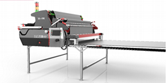 Yalis fabric spreading machine