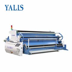 Yalis open width and tubular fabric spreading machine