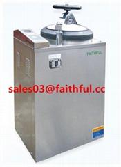 Autoclave Vertical Pressure Steam Sterilizer in Other Laboratory Instrument