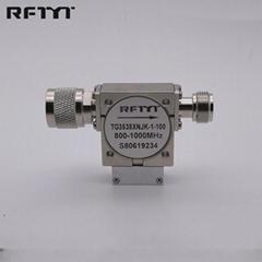 Weatherproof UHF High Quality OEM 0.8-1GHz RF Coaxial isolator