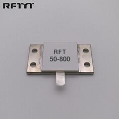 天亞通50歐姆800W瓷片高功率射頻電阻