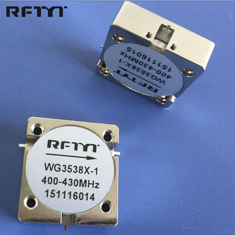 天亚通射频微波嵌入式插入式隔离器连接器10MHz-26.5GHz高达2000瓦 2