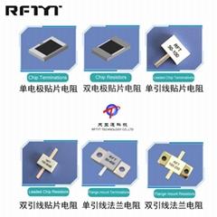 天亚通单双电极贴片电阻单双引线贴片电阻单双引线法兰电阻