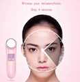 New home rechargeable import and export beauty instrument facial vibration massa 3