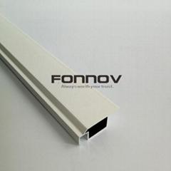Powder Coating Aluminum Extrusion Profiles