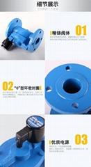 膜片式铸铁法兰电磁阀