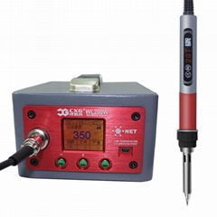 200W Lead-free High Frequency Soldering Station Digital Display Facto