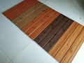 Imitation wood grain board Thermal insulation decorative board 1
