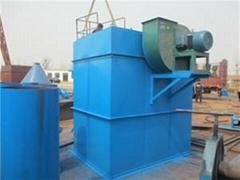白灰窑专用立式高压静电除尘器