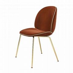 甲殼虫餐椅